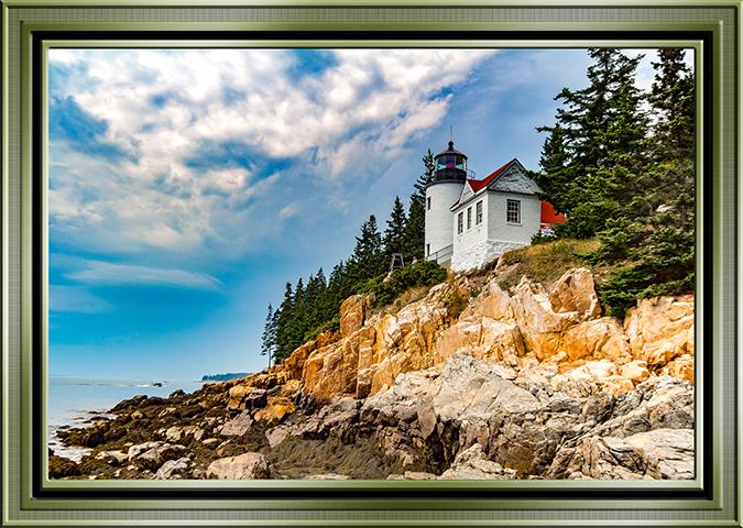 Bass Harbor Head Light | Acadia NP | Maine