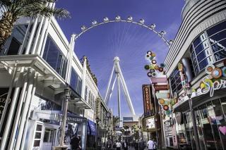 Linq Las Vegas Nevada USA