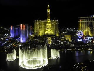 Belaggio Hotel & Casino in Las Vegas, Nevada USA