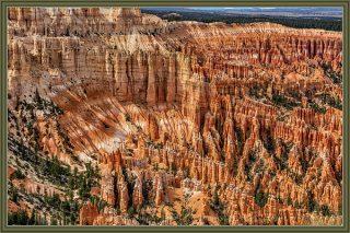 Amphitheater im Bryce Canyon National Park | Utah