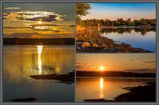 Sunset Point Campground | Harrington | Maine