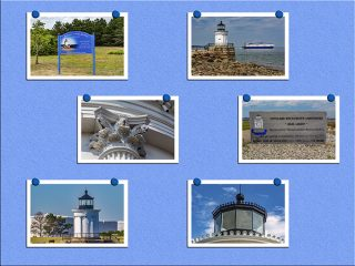 Portland Breakwater (Bug) Light | Maine