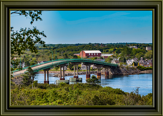 Franklin Delano Roosevelt Bridge Campobello Island