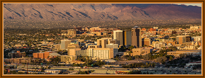 Panorama Tucson Arizona
