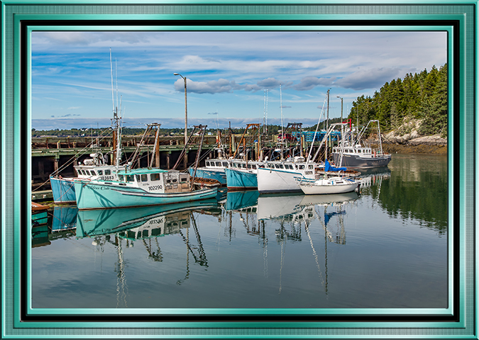 Campobello Island New Brunswick Kanada
