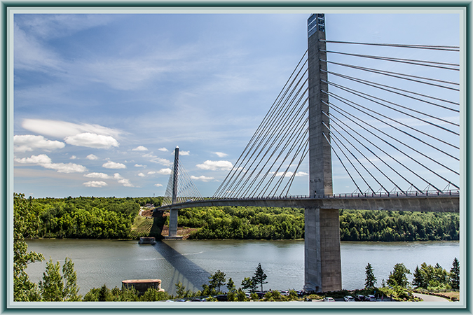 Penobscot Narrows Bridge Maine