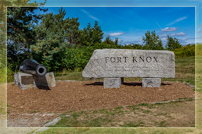 Fort Knox Maine USA