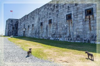 Fort Knox Maine USA