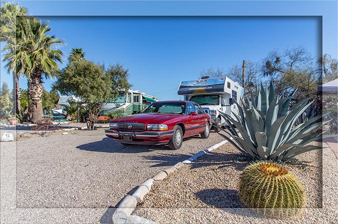 Mietmobil mit Buick in Tucson, Az
