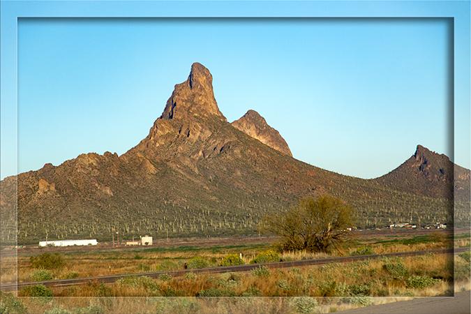 Picacho Peak | Arizona