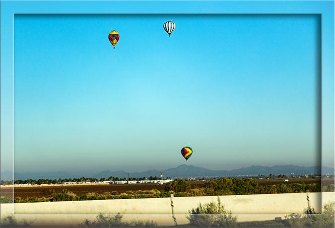 Heißluftballons | Casa Grande | Arizona