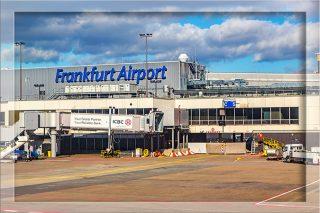 Flughafen Frankfurt am Main Germany