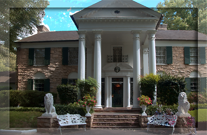 Graceland | Memphis | Tennessee