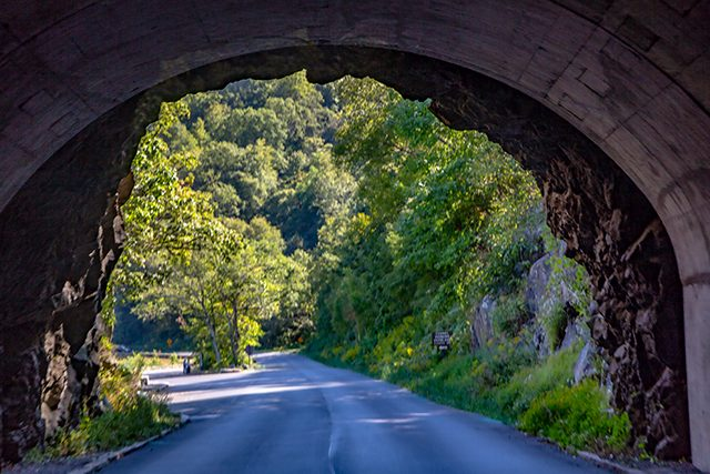 Mary's Rock Tunnel | Virginia | USA